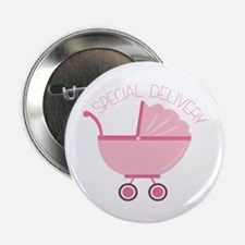 """Special Delivery 2.25"""" Button (100 pack)"""