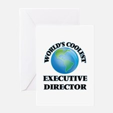 Executive Director Greeting Cards