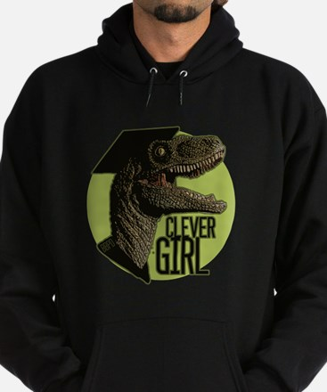 Clever Girl Hoodie