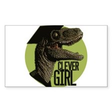 Clever Girl Decal