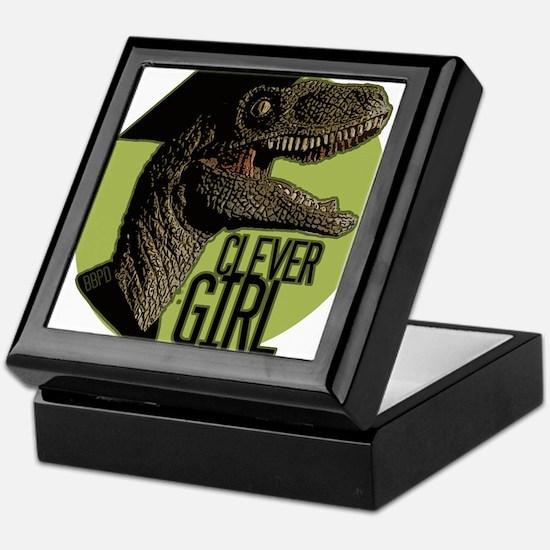 Clever Girl Keepsake Box