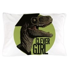 Clever Girl Pillow Case