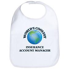 Insurance Account Manager Bib