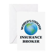 Insurance Broker Greeting Cards