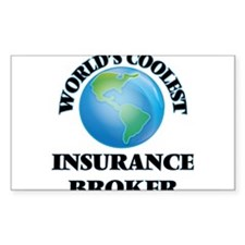 Insurance Broker Decal