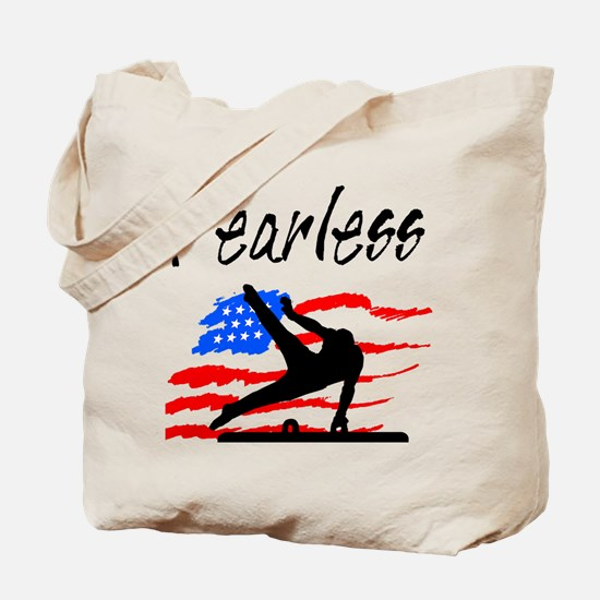 WINNING GYMNAST Tote Bag