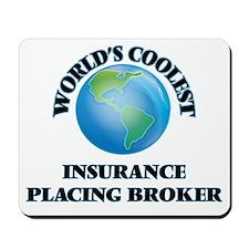 Insurance Placing Broker Mousepad