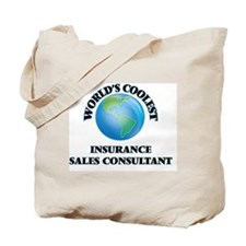 Insurance Sales Consultant Tote Bag