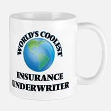 Insurance Underwriter Mugs
