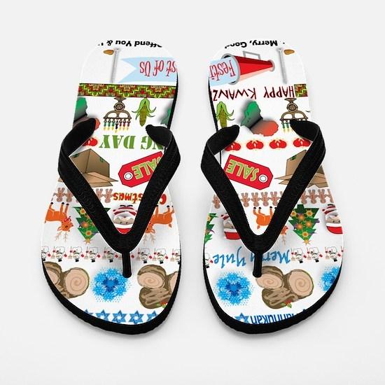 EveryHoliday Flip Flops