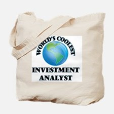 Investment Analyst Tote Bag