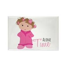 Alone Time Magnets