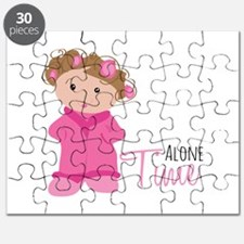 Alone Time Puzzle