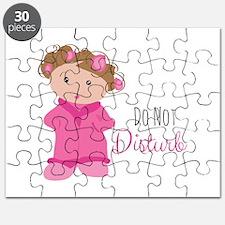 Do Not Disturb Puzzle