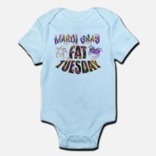 Fat Tuesday Body Suit