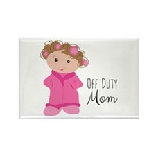 Off Duty Mom Magnets