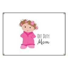 Off Duty Mom Banner