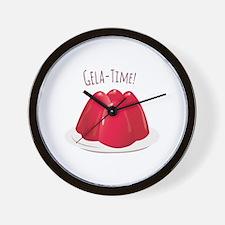 Gela - Time! Wall Clock