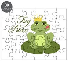 The Frog Prince Puzzle