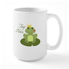 The Frog Prince Mugs