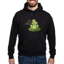 The Frog Prince Hoody