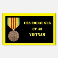 USS Coral Sea Decal