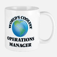 Operations Manager Mugs