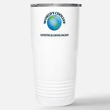 Ophthalmologist Stainless Steel Travel Mug