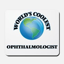 Ophthalmologist Mousepad