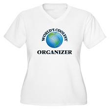 Organizer Plus Size T-Shirt