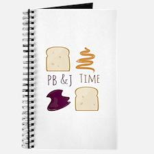 Pb & J Time Journal