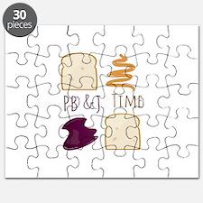 Pb & J Time Puzzle