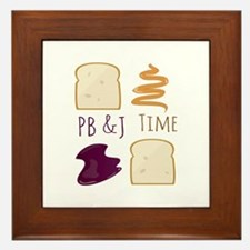 Pb & J Time Framed Tile