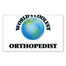 Orthopedist Decal