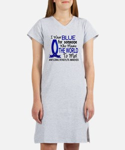 AS Means World To Me 1 Women's Nightshirt