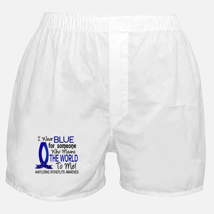 AS Means World To Me 1 Boxer Shorts