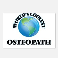 Osteopath Postcards (Package of 8)