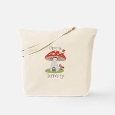 Gnome Territory Tote Bag
