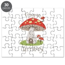 Gnome Territory Puzzle
