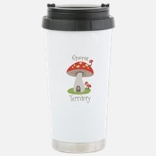 Gnome Territory Travel Mug