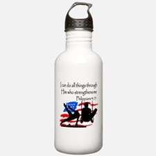 WINNING GYMNAST Sports Water Bottle