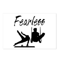 WINNING GYMNAST Postcards (Package of 8)