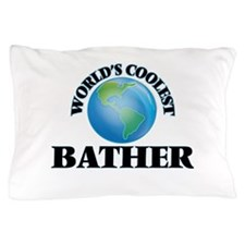 Bather Pillow Case