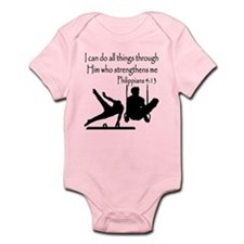 WINNING GYMNAST Infant Bodysuit