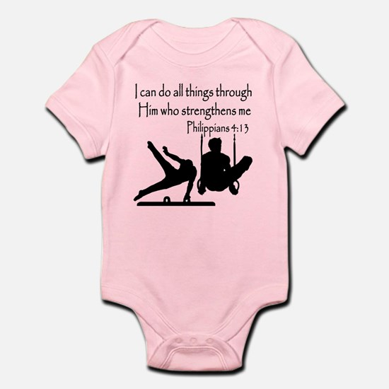 WINNING GYMNAST Infant Bodysuit