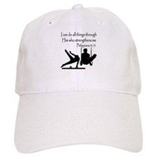 WINNING GYMNAST Baseball Cap