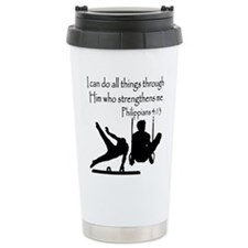 WINNING GYMNAST Travel Mug