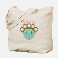Beauty Costs Tote Bag