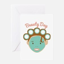 Beauty Day Greeting Cards