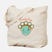 Beauty Day Tote Bag